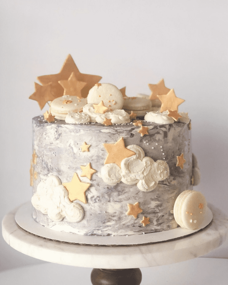 Superb Star Cake