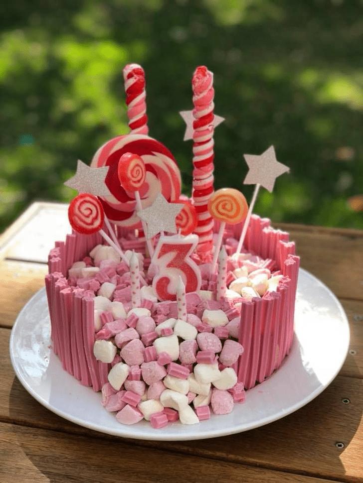 Exquisite Stick Cake