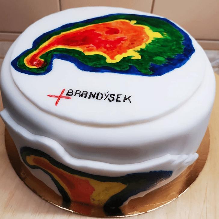 Beauteous Storm Cake