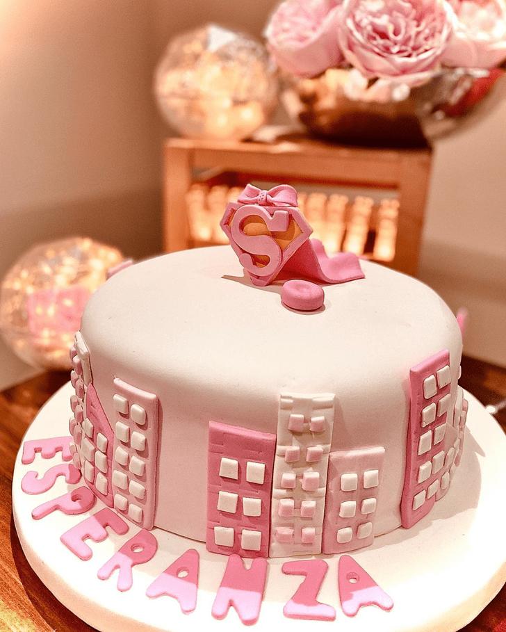 Bewitching Supermom Cake
