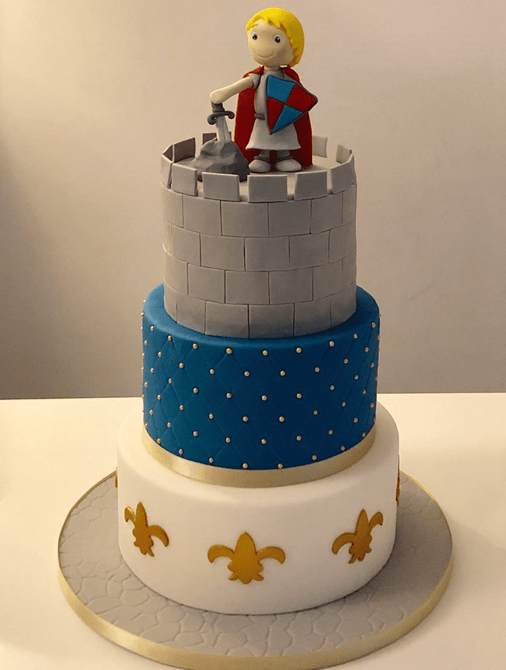 Refined The Sword in the Stone Cake