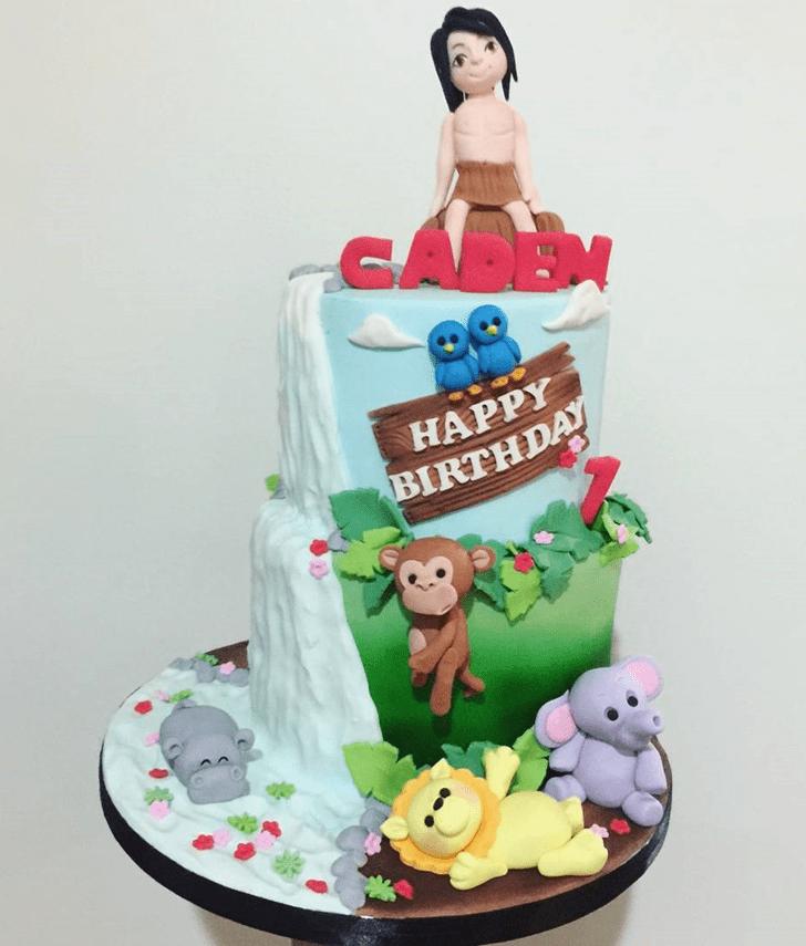Angelic Tarzan Cake