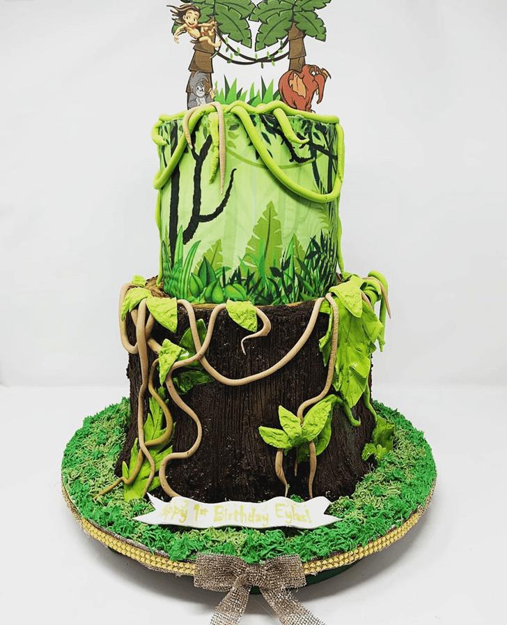 Appealing Tarzan Cake