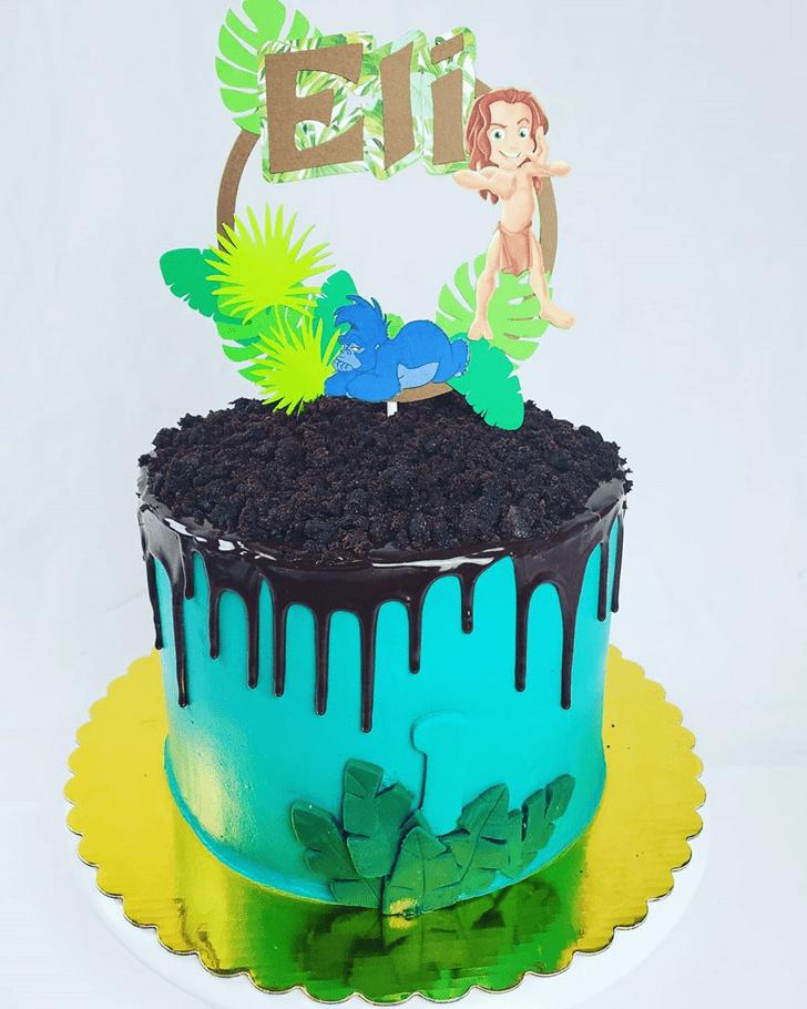 Excellent Tarzan Cake