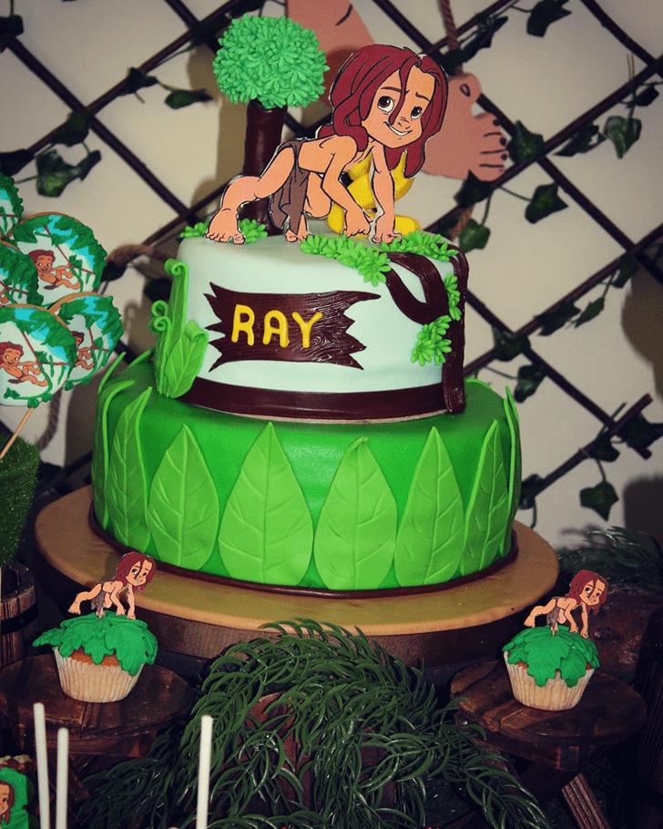 Fine Tarzan Cake