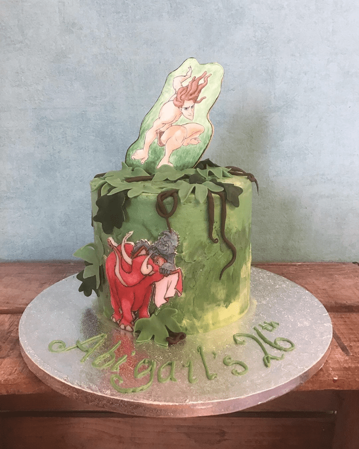 Gorgeous Tarzan Cake