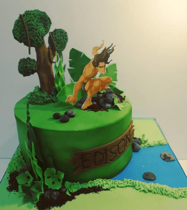 Grand Tarzan Cake