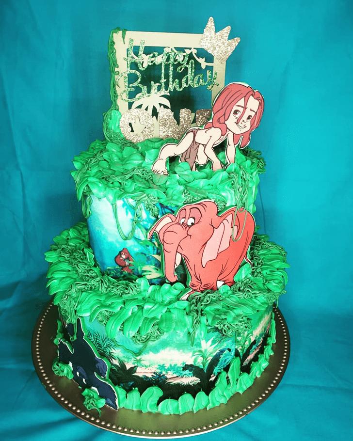 Magnificent Tarzan Cake