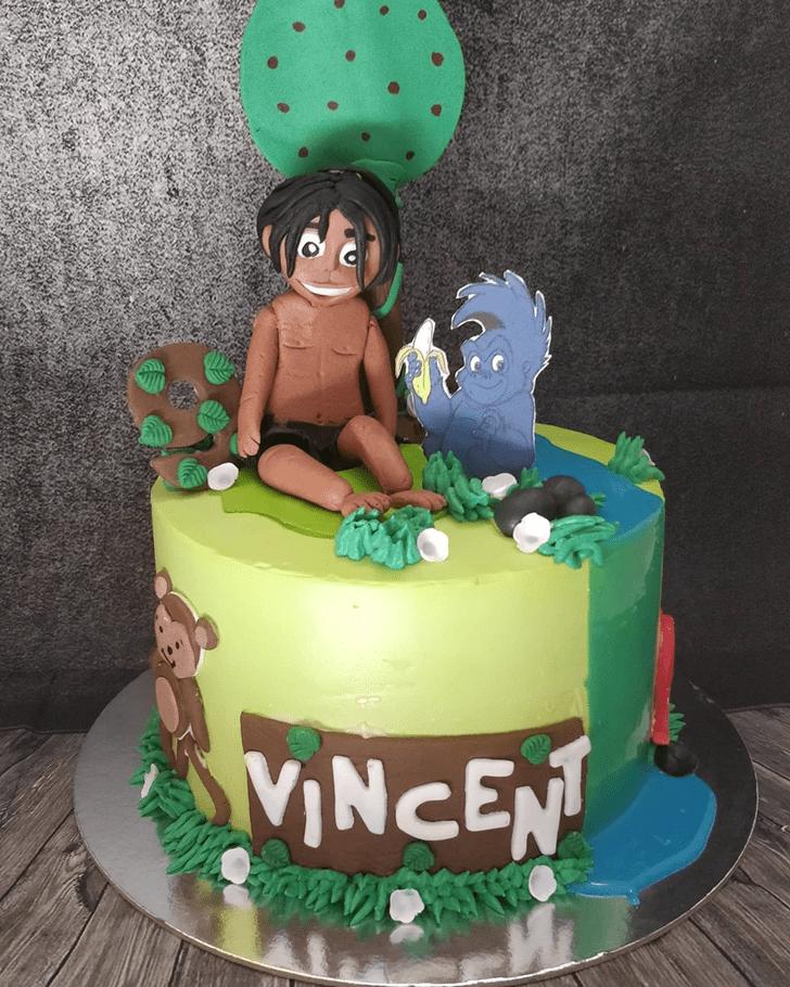 Pretty Tarzan Cake