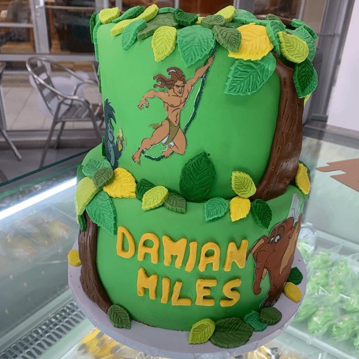 Ravishing Tarzan Cake