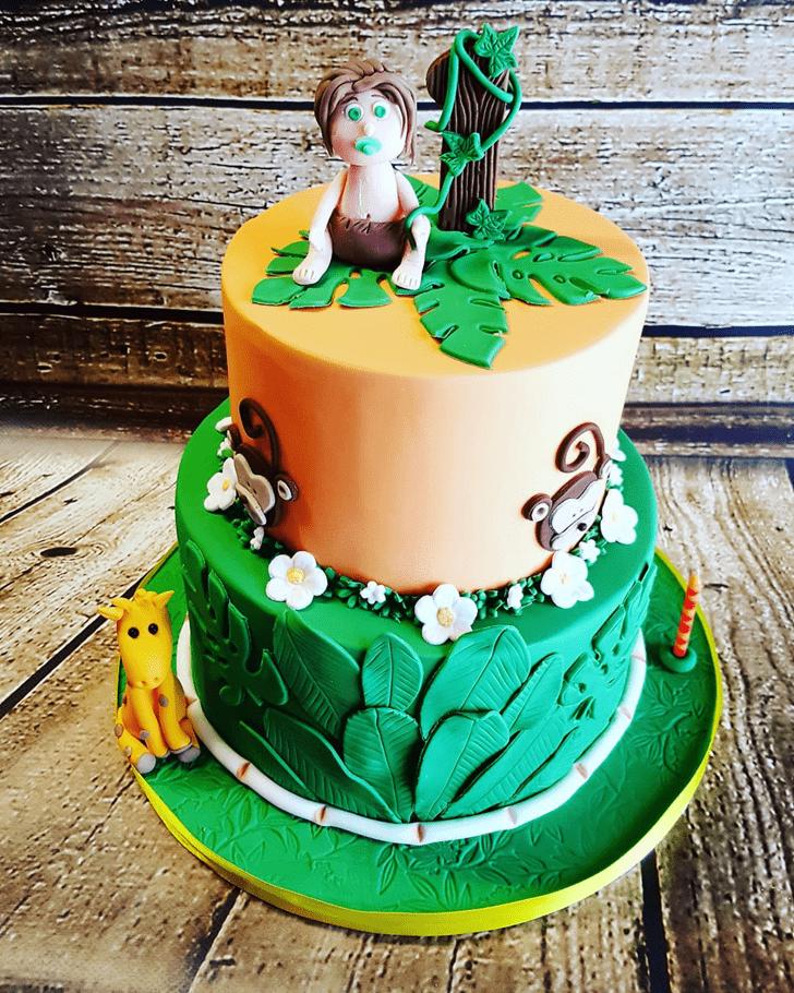Refined Tarzan Cake