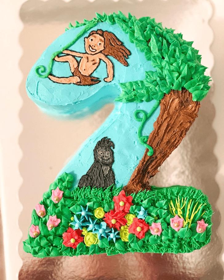 Splendid Tarzan Cake