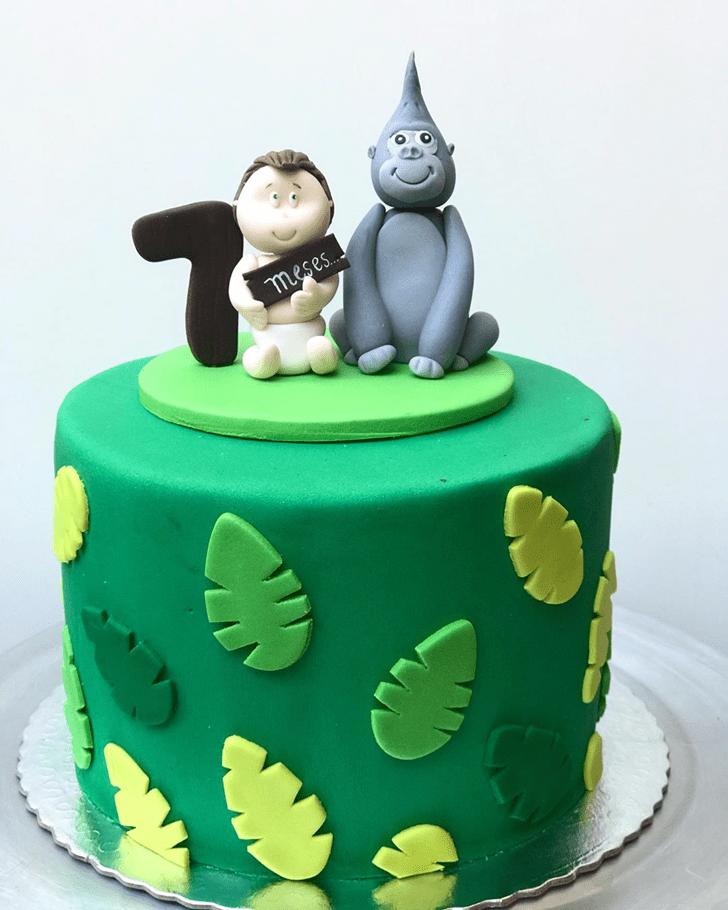 Stunning Tarzan Cake