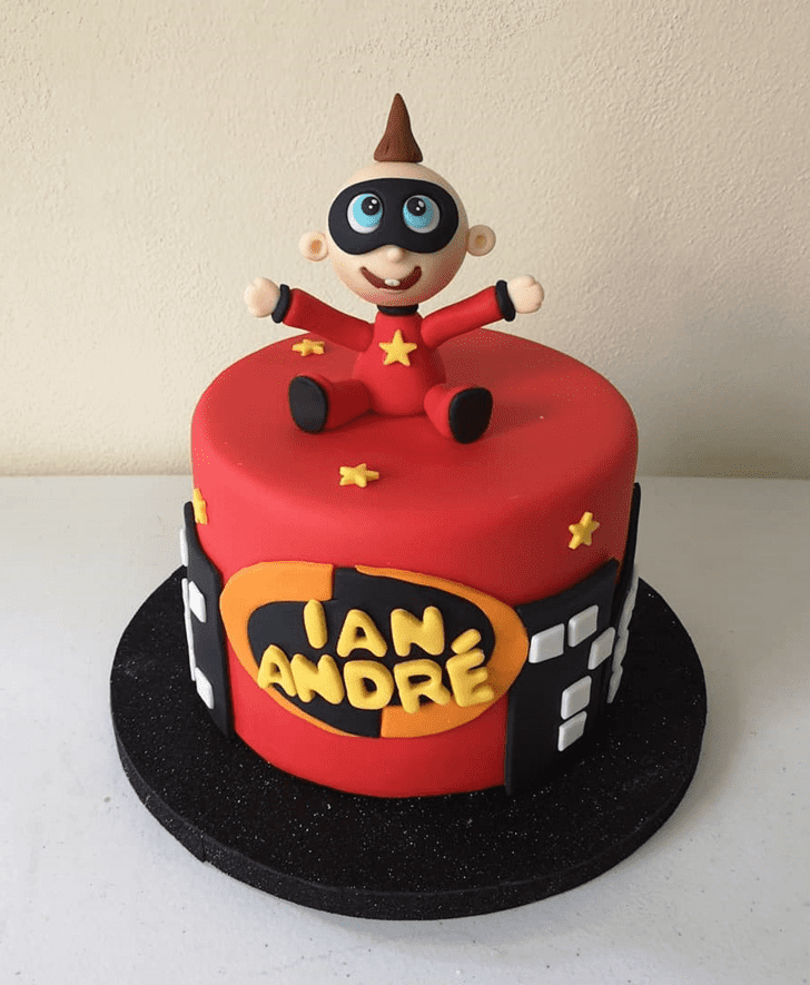 Appealing The Incredibles Cake