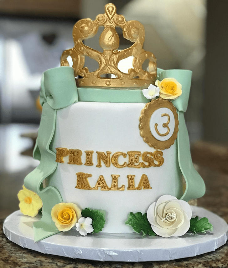 100 The Princess And The Frog Cake Design Images Cake Gateau Ideas 2020