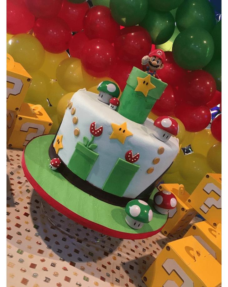 Elegant Toad Cake
