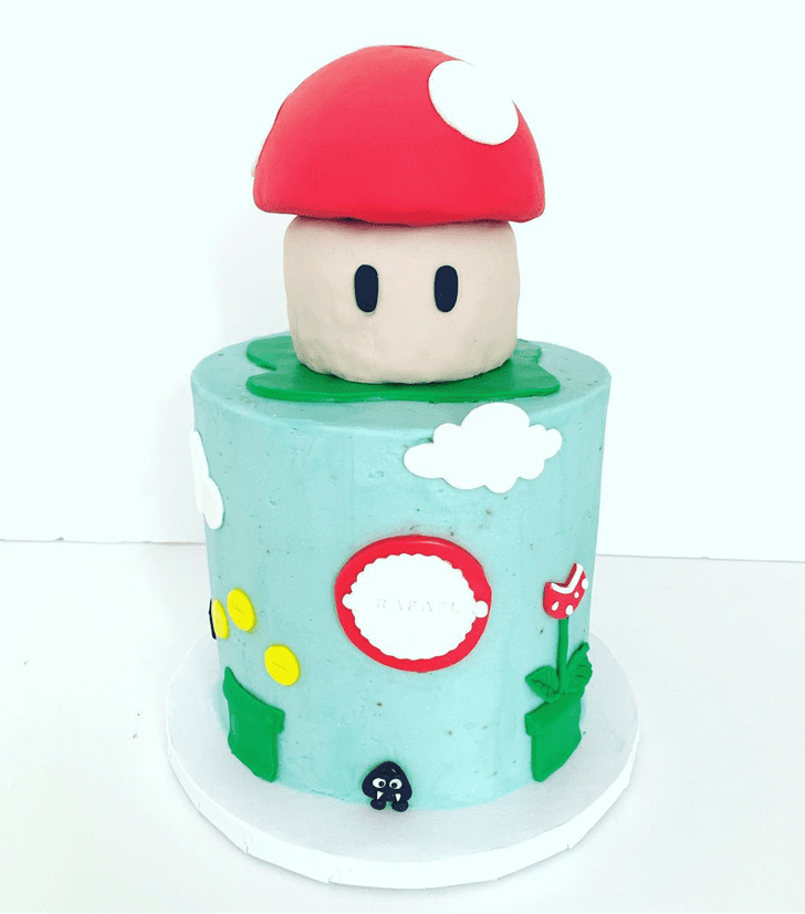 Excellent Toad Cake