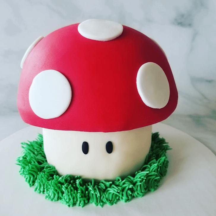 Fetching Toad Cake
