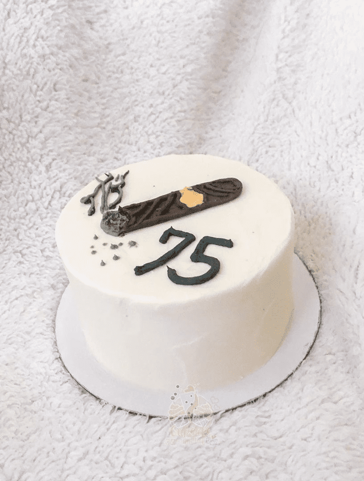 Bewitching Tobacco Cake