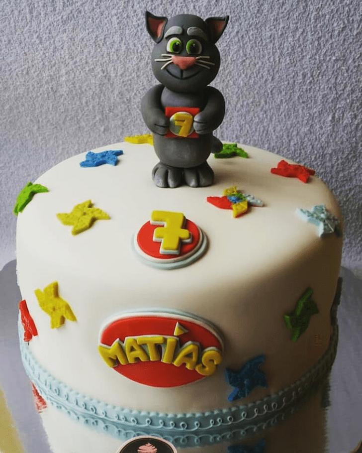 Adorable Tom Cake