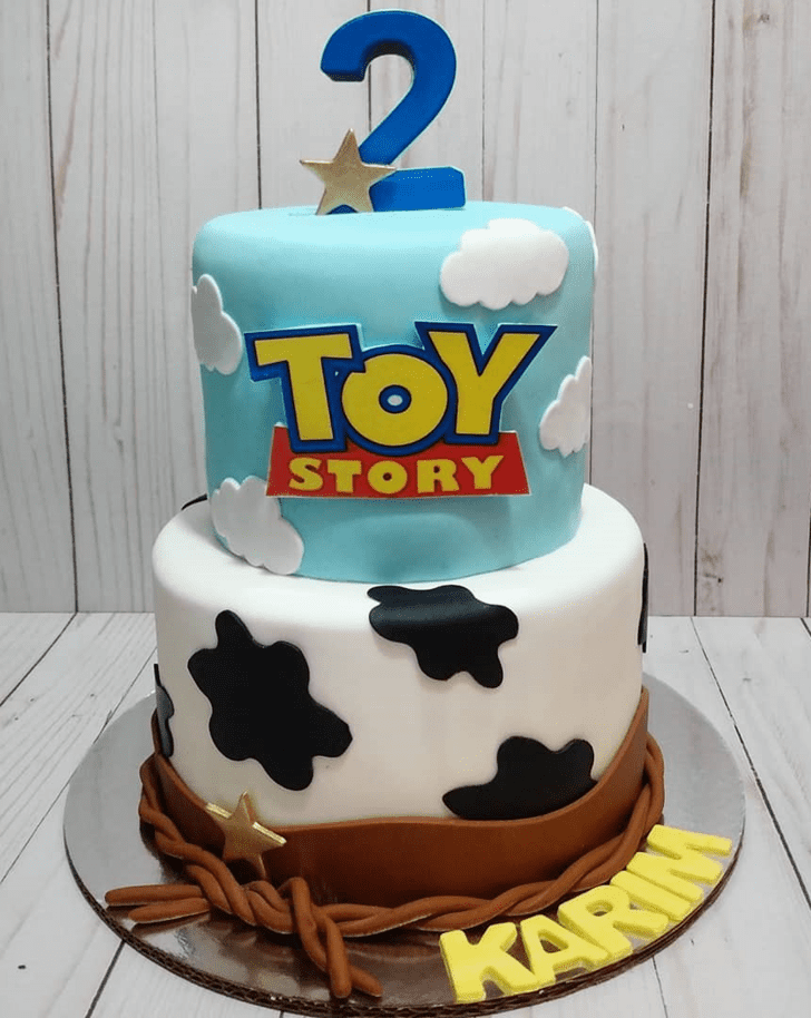 Divine Toy Story Cake
