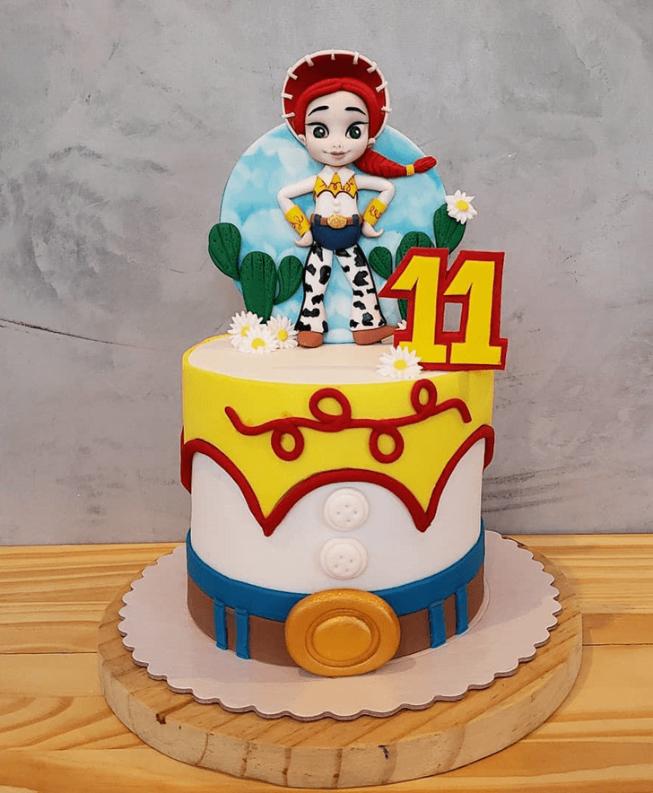 Good Looking Toy Story Cake