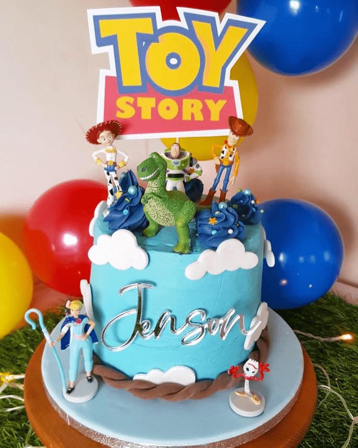 Slightly Toy Story Cake