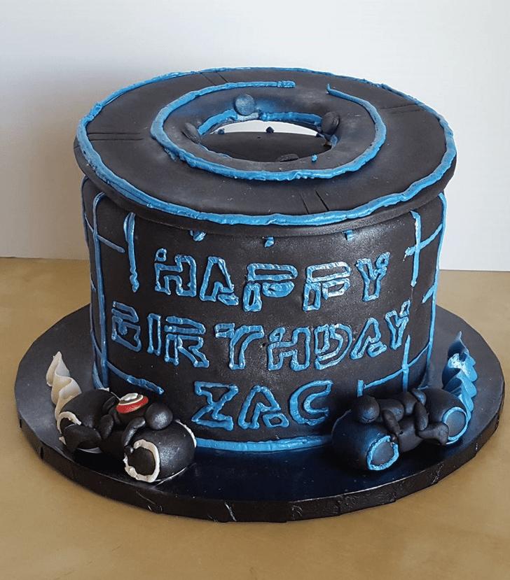 Appealing Tron Cake