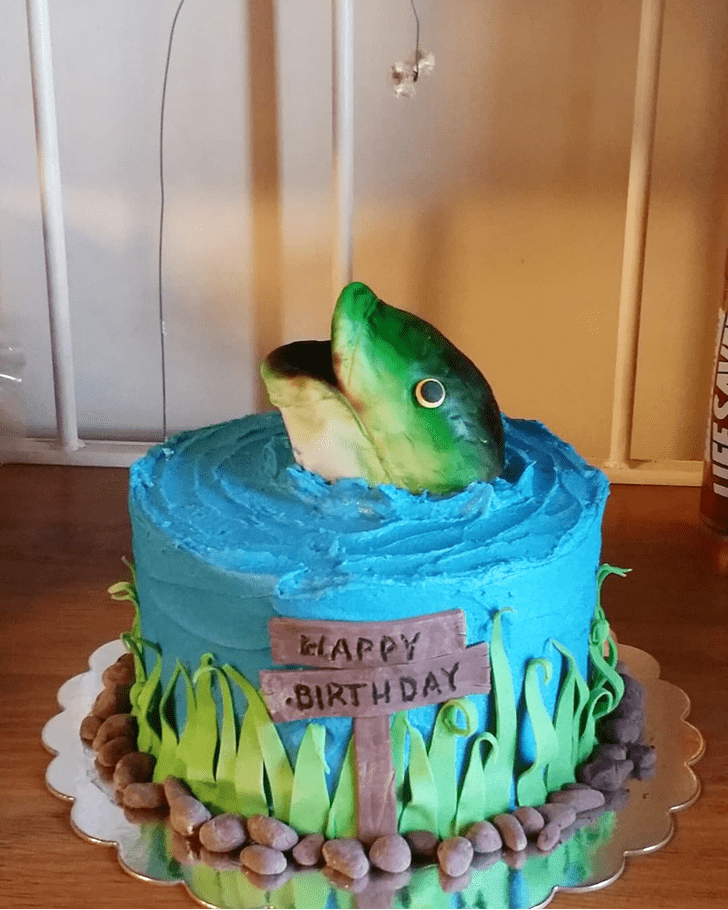 Fascinating Trout Cake
