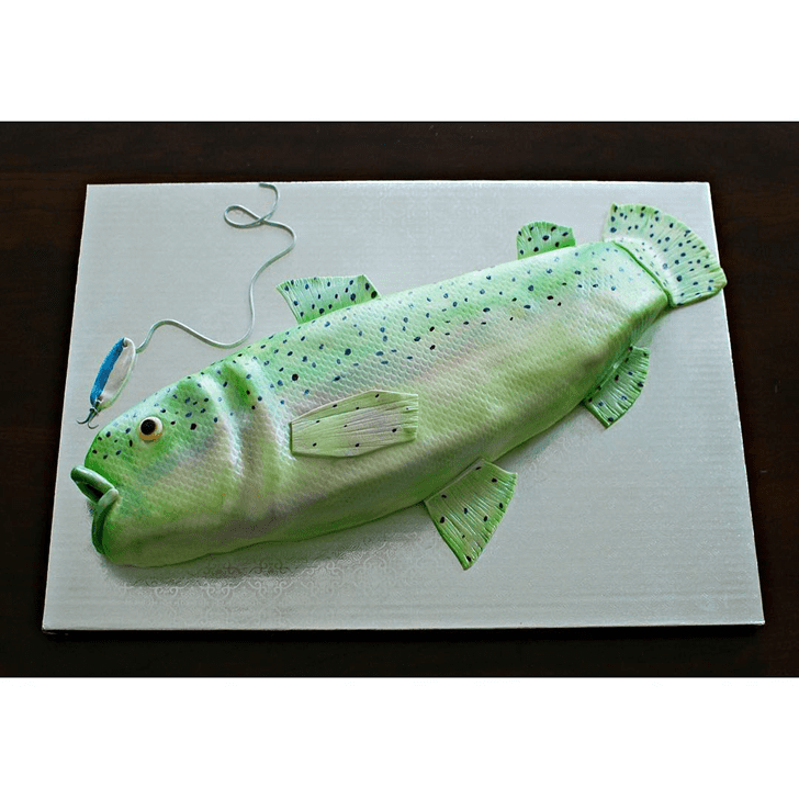 Nice Trout Cake