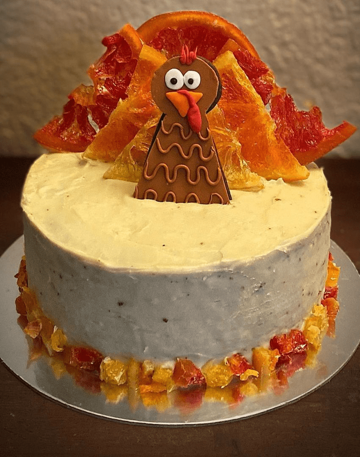 Fine Turkey Cake
