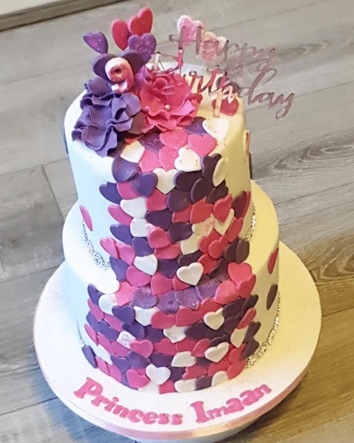 Angelic Vanilla Cake