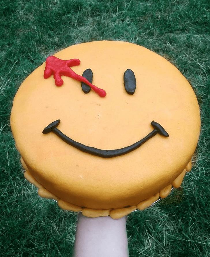 Captivating Watchmen Cake