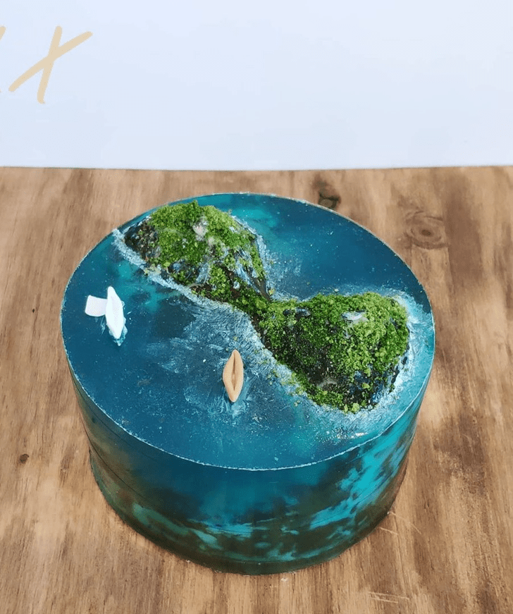 Excellent Water Cake