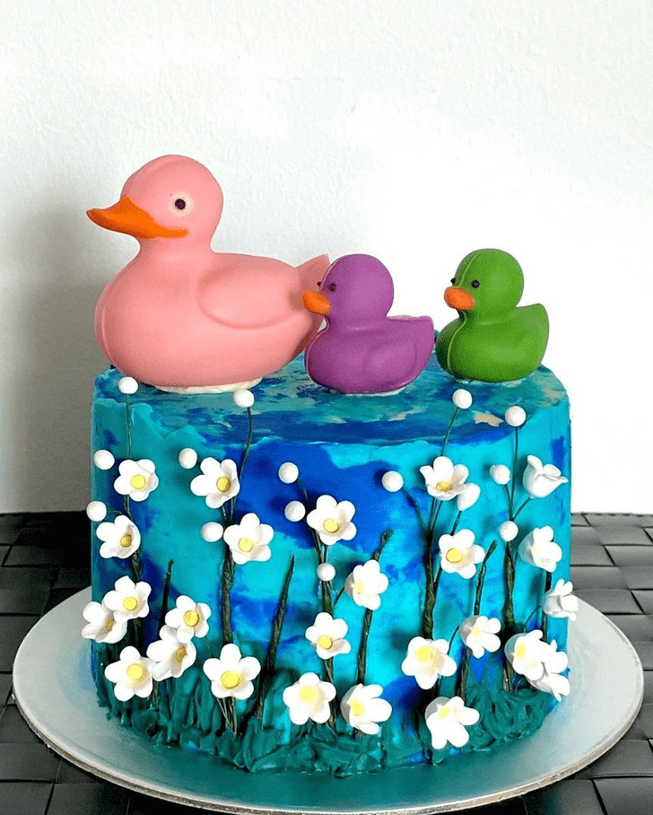 Refined Water Cake