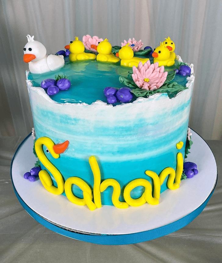 Splendid Water Cake
