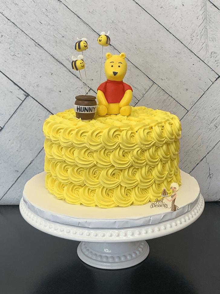 Fine Winnie the Pooh Cake