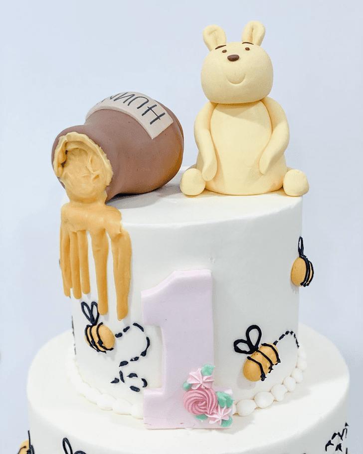 Ravishing Winnie the Pooh Cake