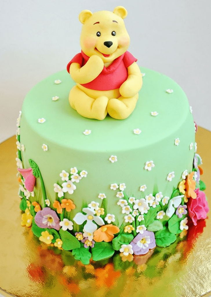Superb Winnie the Pooh Cake