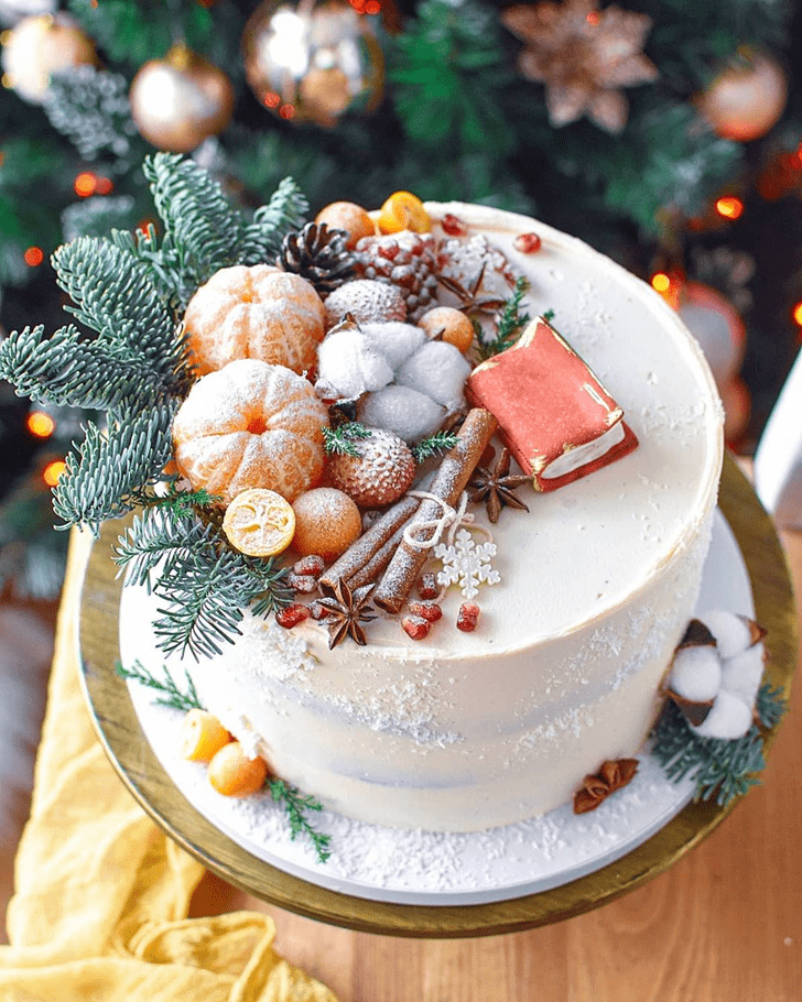 AnWinteric Winter Cake