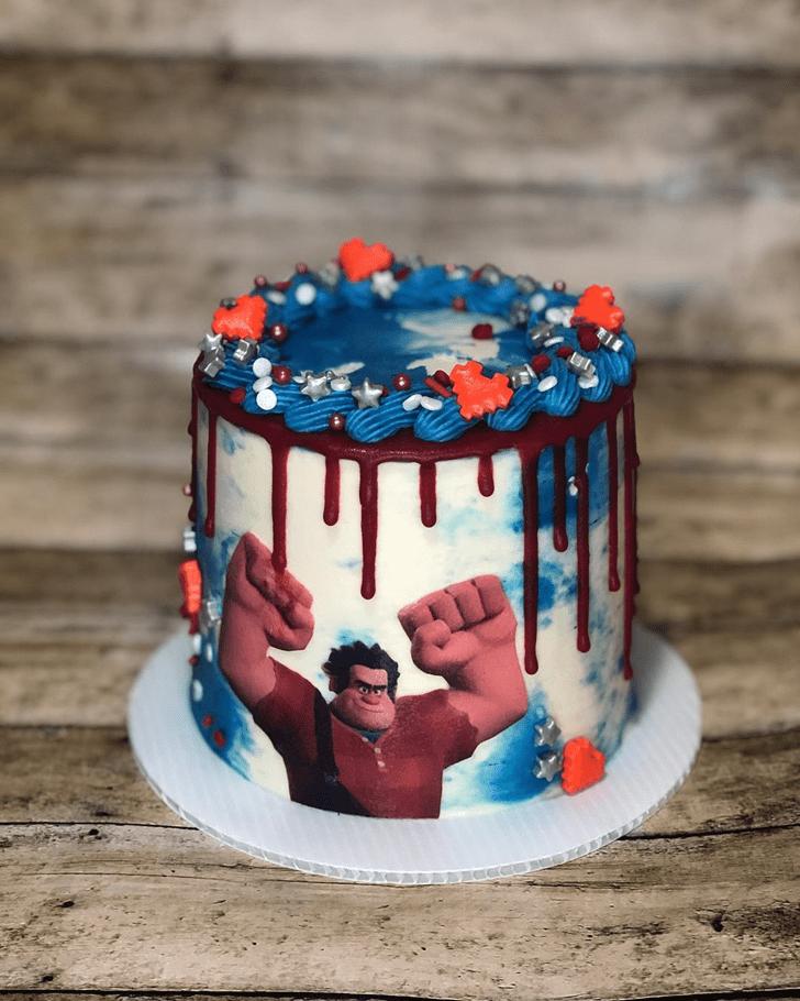 Fair Wreck-It Ralph Cake