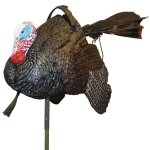 Spring turkey hunting tips - Mojo Decoys Shake N Jake Decoy