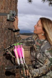 Best gifts for girls who like to hunt - trail camera