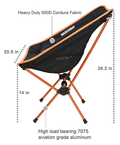 festival folding chair swing without stand marchway ultralight camping portable compact for