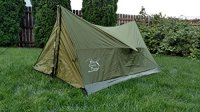 Trekking Pole Tent, Ultralight Backpacking Tent, 2 Person ...