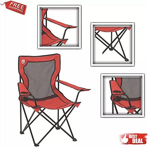 lightweight folding chairs hiking elegant dining camping chair broadband mesh quad compact ultralight portable picnic and table for campers hikers backpackers