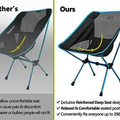 Compact Camping Chair Benefits Of Massage Lightweight And Folding Backpack Chairs Portable