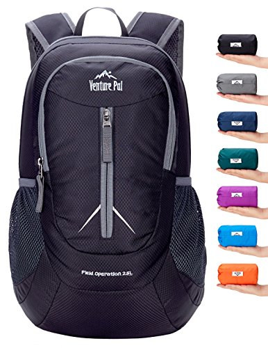 fc617b789892 Venture Pal Packable Lightweight Backpack Small Water Resistant Travel  Hiking Daypack