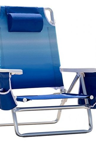 portable beach chair material to cover dining room chairs nautica reclining with insulated cooler best you re viewing 33 20 as of july 6 2018 8 50 am
