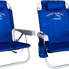 Tommy Bahama Chair Cooler Backpack Tulip Cushion Replacement 2 With Storage Pouch And Towel